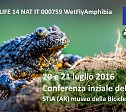 08/06/2016- July 20 to 21: Initial Conference of WetFlyAmphibia project